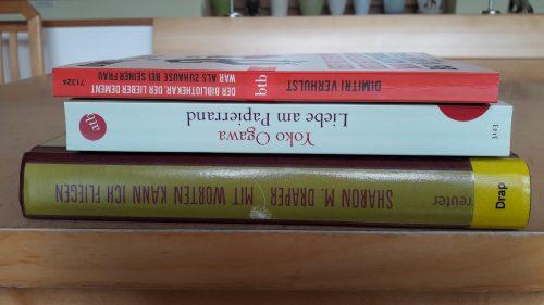 3 Bücher – 9 Sätze