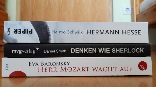 Was haben Mozart, Sherlock Holmes und Hesse gemeinsam?